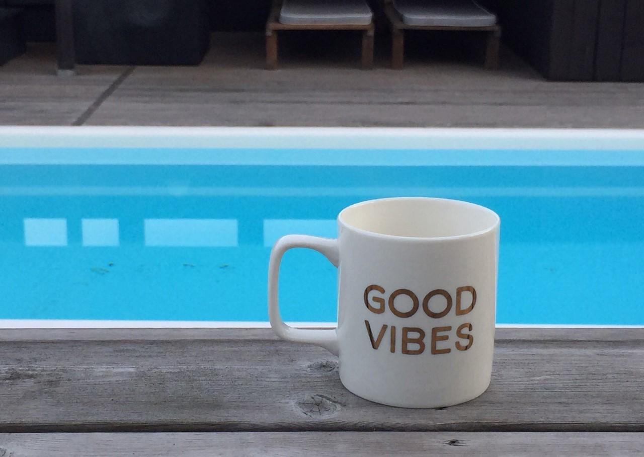 Good vibes…