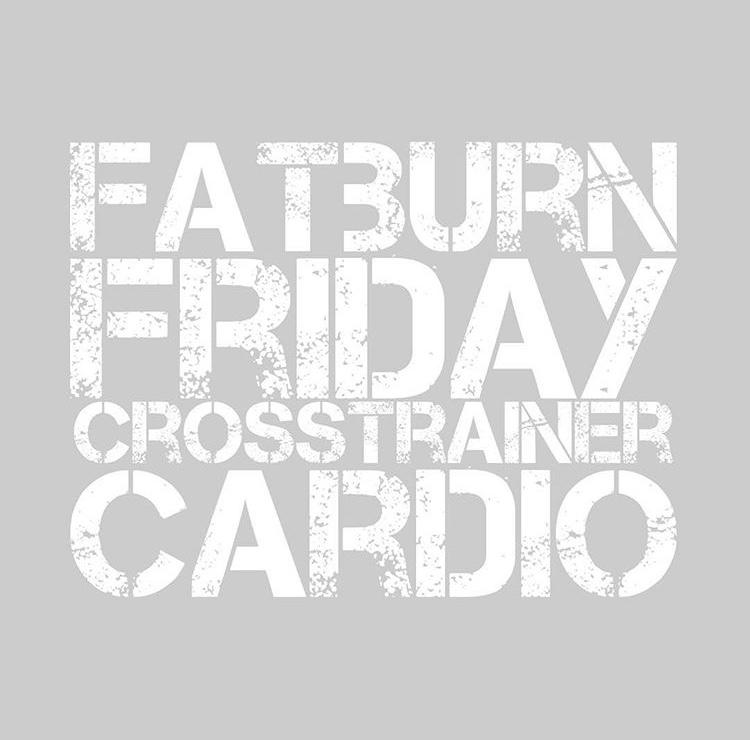 Träningspass CROSSTRAINER cardio…