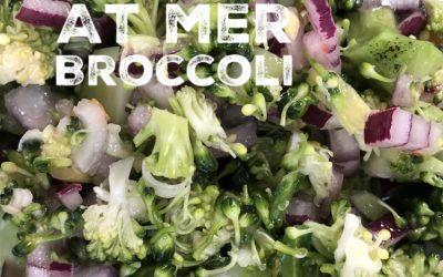 Ät mer BROCCOLI…