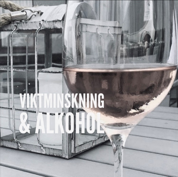 Tankar kring VIKTMINSKNING & alkohol…